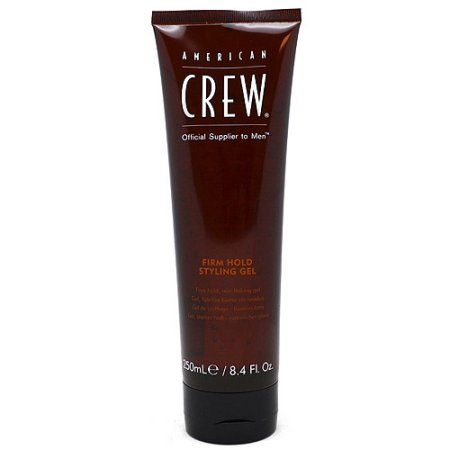 a crew firm hold gel