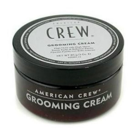 a crew grooming