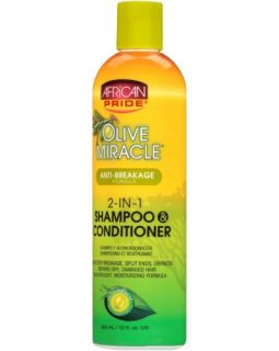 african pride shampoo/conditioner