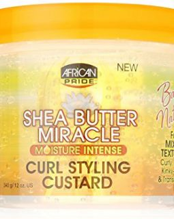 african pride styling custard