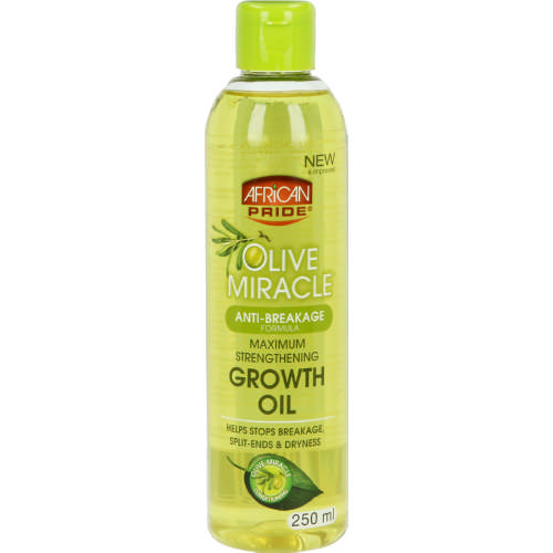olive growth oil
